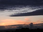 14th Sep 2018 - Evening Sky