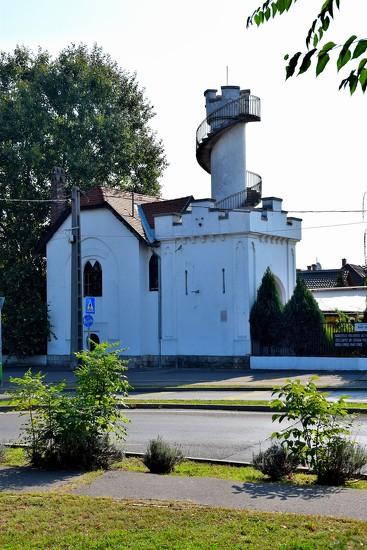 Field guard tower by kork