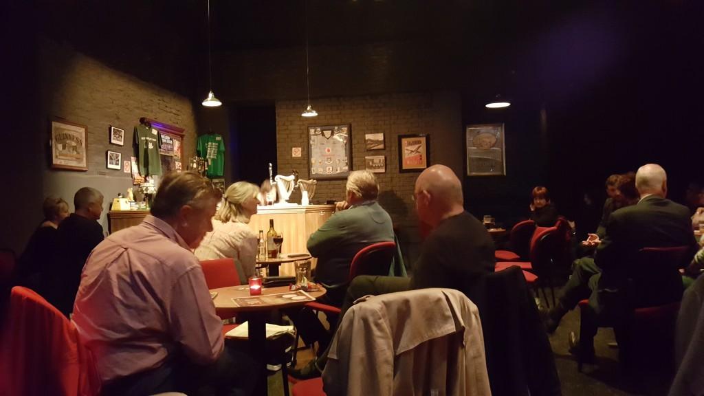 Live Theatre by geezerbird