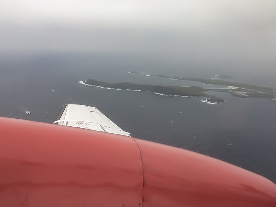 A Flight With A Difference by lifeat60degrees