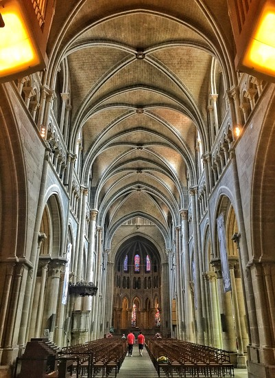 Lausanne cathedral. by cocobella