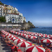 Amalfi Beach Umbrellas