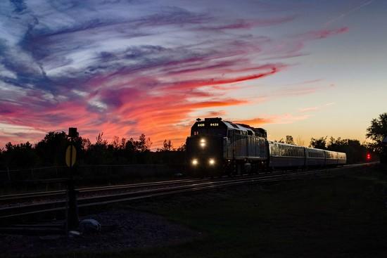 Night Train by farmreporter