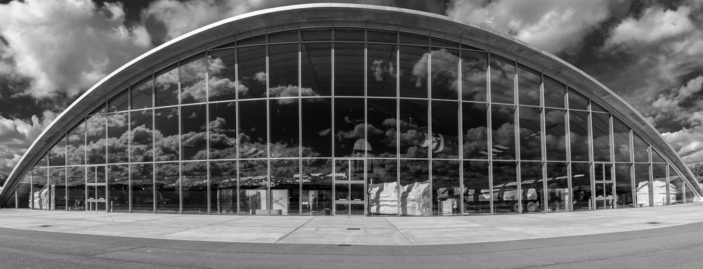 American Air Museum  by rjb71