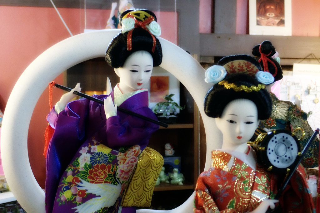 Geishas by jaybutterfield