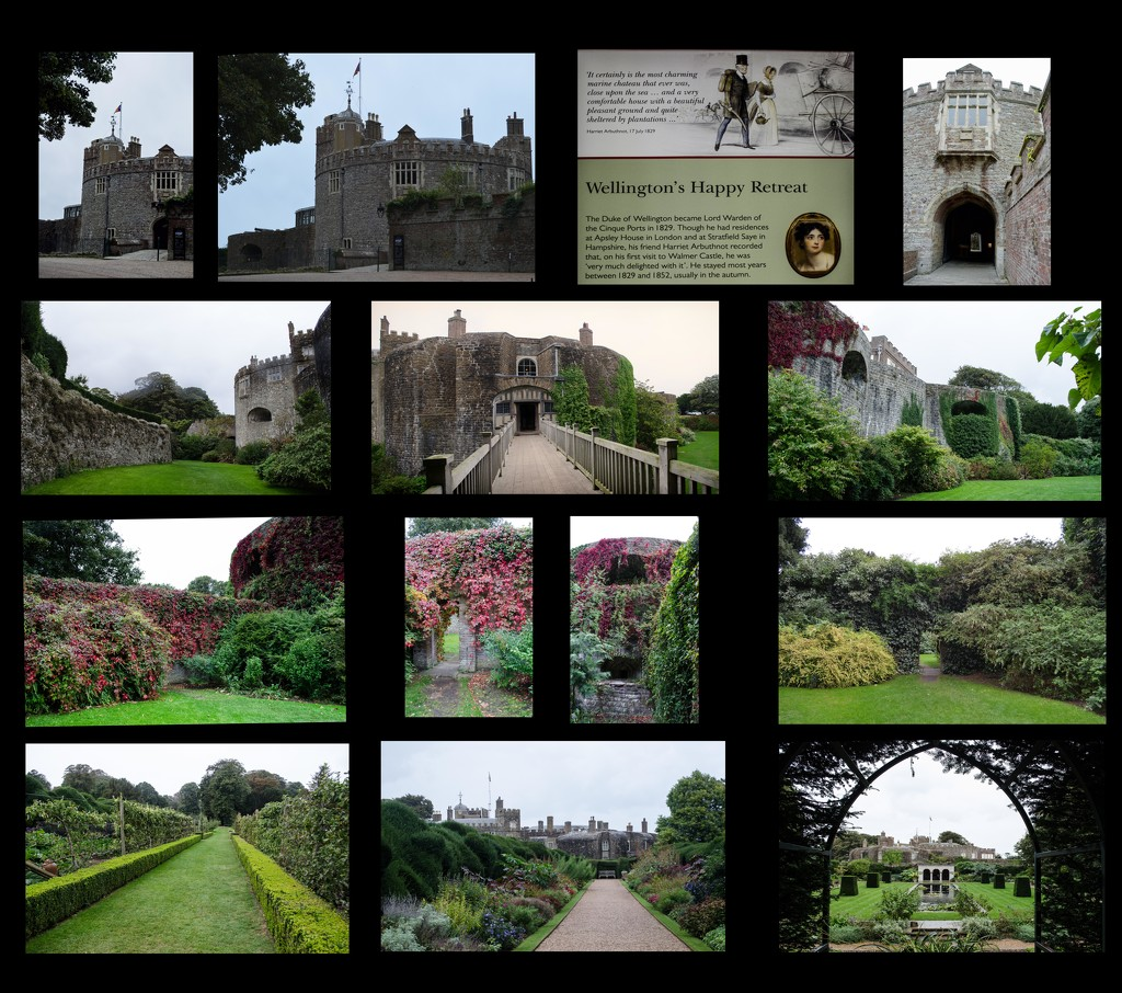 Get Pushed 321 - Walmer Castle Tour by fbailey