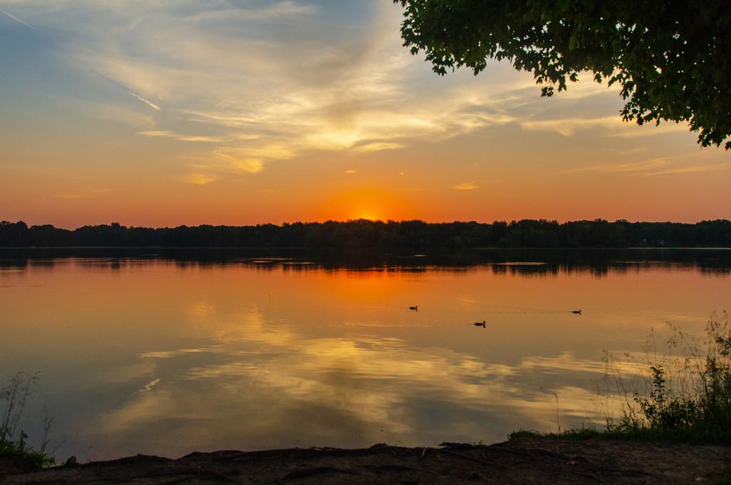 3 at Sunrise by ggshearron