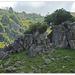 Limestone Wall ...