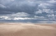 21st Sep 2018 - Sky and sand