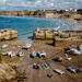 Newquay harbour by swillinbillyflynn