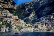 23rd Sep 2018 - Positano Coastline