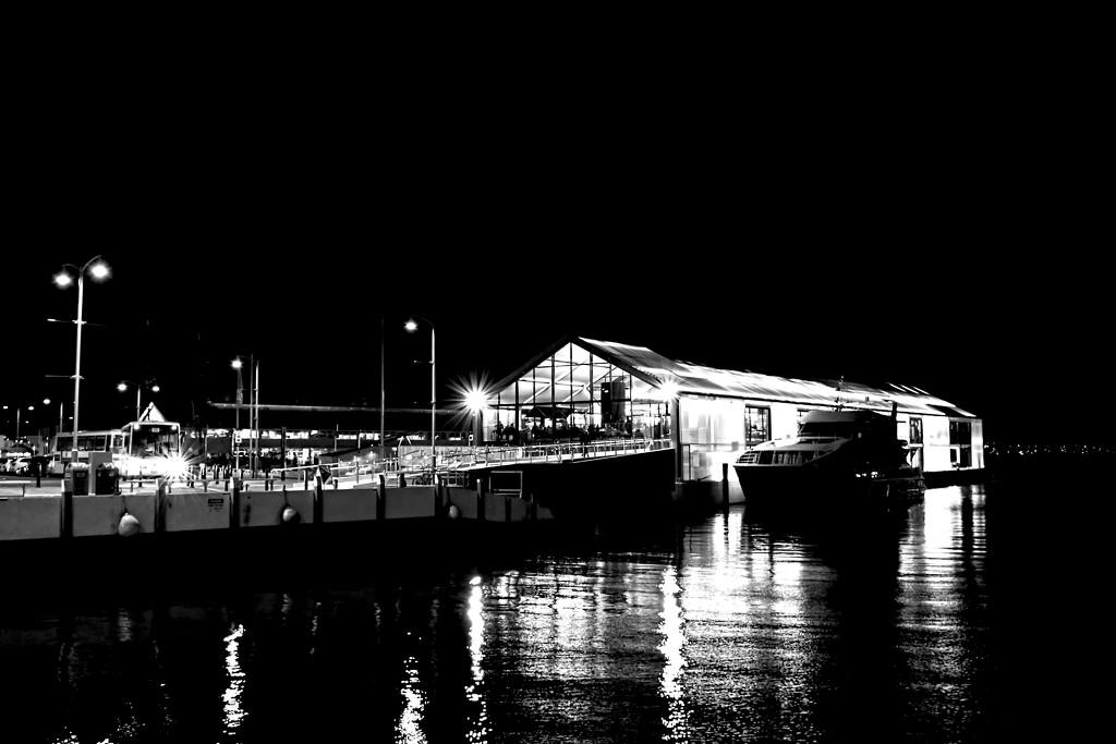 Wharf, Hobart, Tasmania, Australia by kgolab
