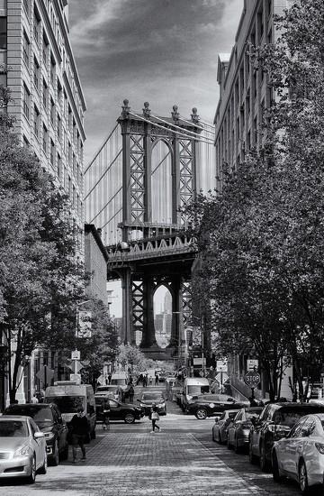 Manhattan Bridge  by soboy5