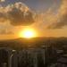 sunset Brisbane