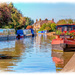The Grand Union Canal,Buckby
