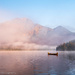 Early Morning on Pyramid Lake_Jasper Alberta CA by dridsdale