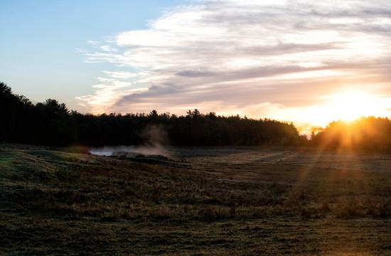 Sunrise by joansmor