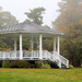 3190-0925 Gazebo in the Fog