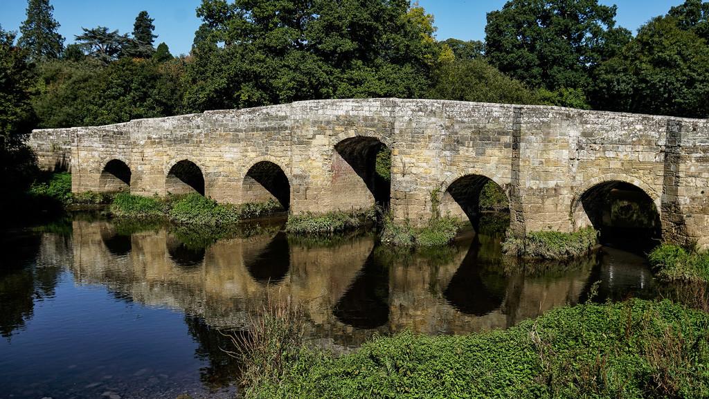Stopham Bridge by ivan