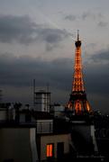 28th Sep 2018 - Eiffel tower