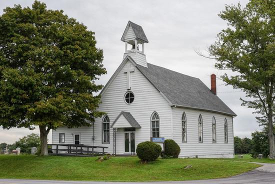 Little Country Church by cindymc