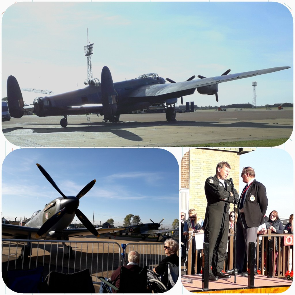 BBMF Members Day by mave