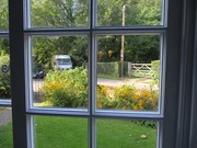 28th Sep 2018 - Through the Cottage Window