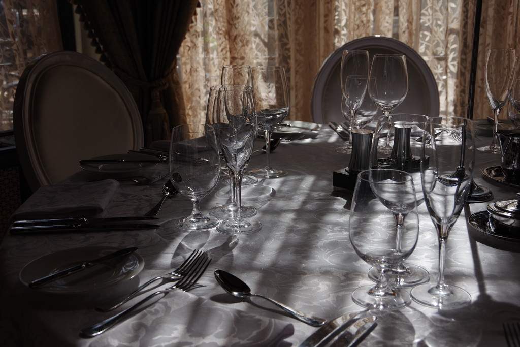 Luncheon is Served at Casa Loma  by 30pics4jackiesdiamond