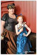 30th Sep 2018 - Steampunk NIki and Ruby..