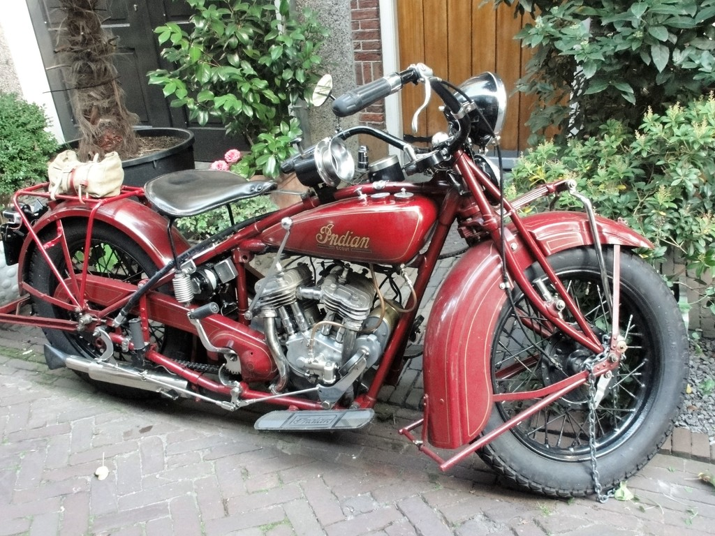 motorcycle by jaycrow