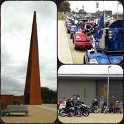 30th Sep 2018 - The Spire Memorial