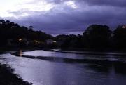 30th Sep 2018 - River Guindy at Nightfall