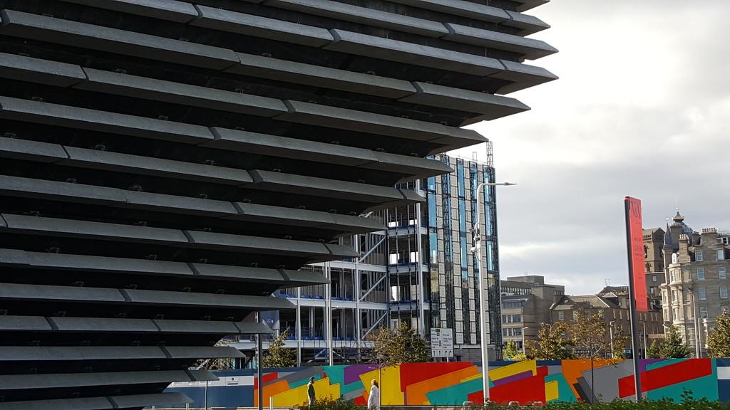 Regenerating Dundee by geezerbird