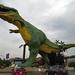 Dinosaurs in Drumheller, Alberta