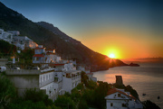 1st Oct 2018 - Sunrise Over Praiano