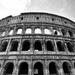 Roman Curves  b&w