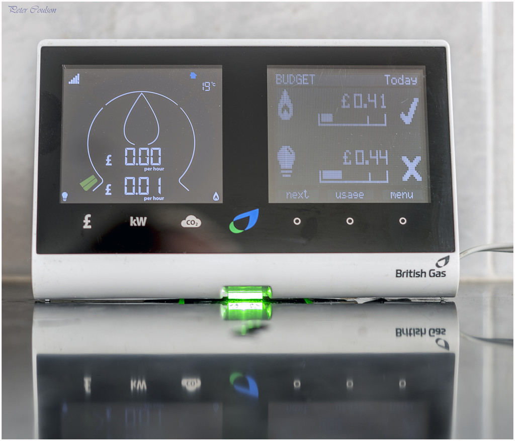 Smart Meter Monitor by pcoulson