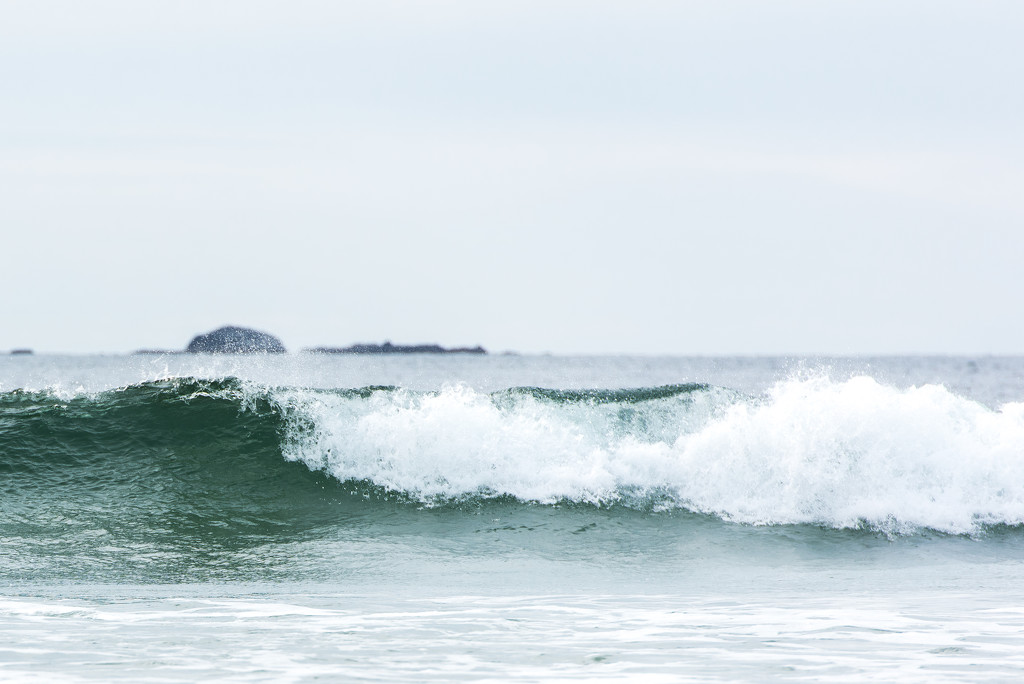 A Tofino Wave by kwind