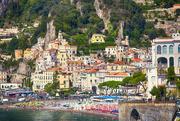 5th Oct 2018 - Amalfi Town