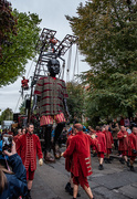 5th Oct 2018 - Giants on the move