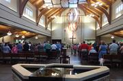 15th Jul 2018 - Holy Spirit Catholic Church, Bowling Green
