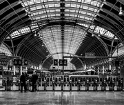 7th Oct 2018 - paddington station
