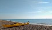 6th Oct 2018 - Beached Kayak
