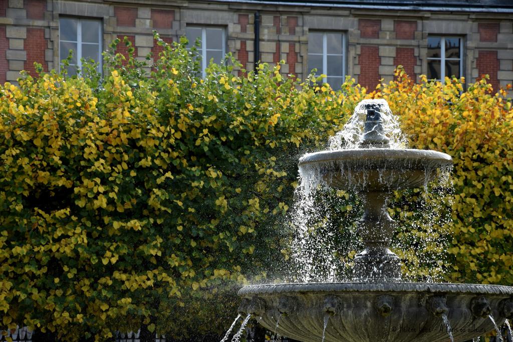 place des Vosges by parisouailleurs