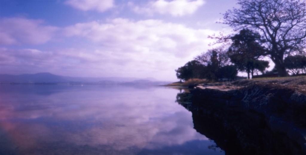 Lake Illawarra by peterdegraaff