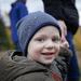 Happy little man