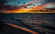 6th Oct 2018 - Last Beaver Island Sunset for 2018