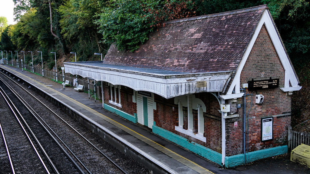 Box Hill & Westhumble station (Surrey) by ivan