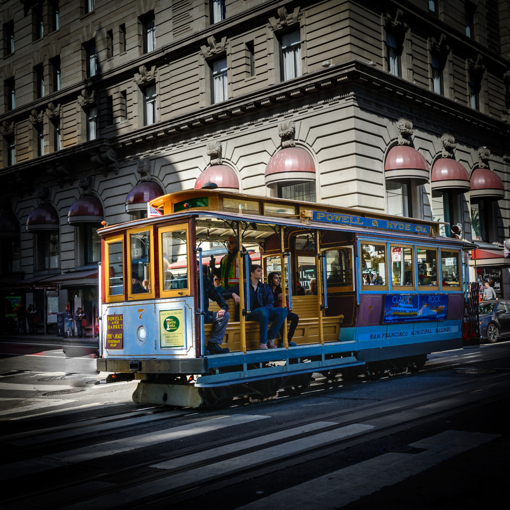 San Francisco by iqscotland