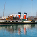 The Waverley Paddle Steamer by dorsethelen